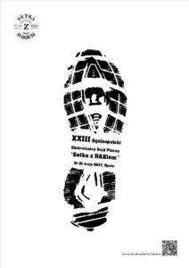 plakat setki z hakiem